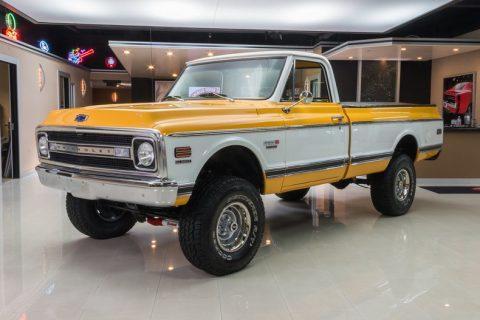 1970 Chevrolet K-10 Cheyenne na prodej