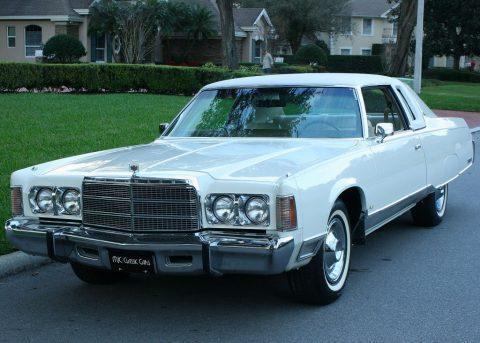 1975 Chrysler New Yorker na prodej