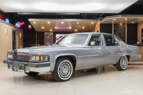 1979 Cadillac DeVille na prodej