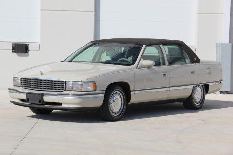 1996 Cadillac DeVille na prodej