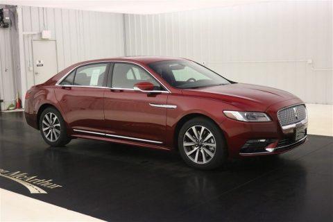 2017 Lincoln Continental na prodej