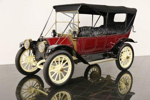 1912 Buick Model 29 Touring na prodej