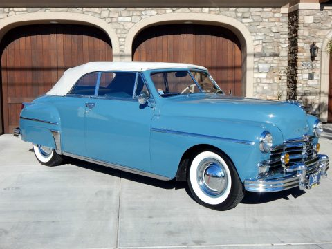 1949 Plymouth Special Deluxe na prodej