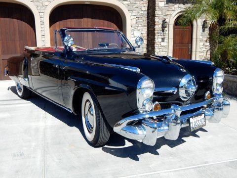 1950 Studebaker Commander na prodej
