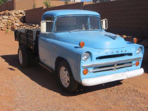 1957 Dodge D-200 na prodej