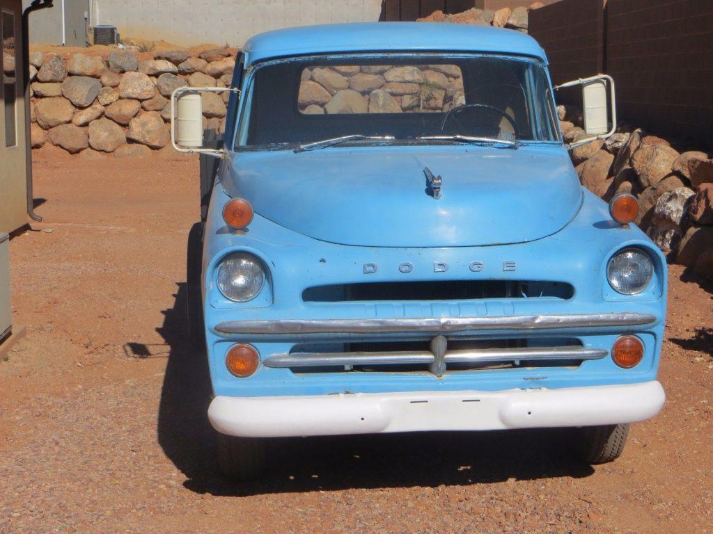1957 Dodge D-200