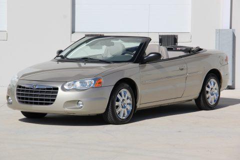 2006 Chrysler Sebring na prodej