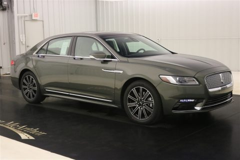 2017 Lincoln Continental na prodej
