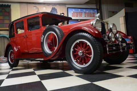 1927 Stutz Vertical Eight Brougham na prodej