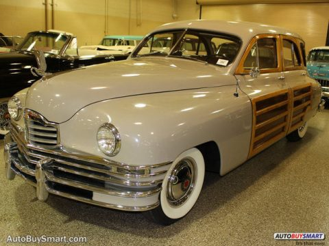 1948 Packard Woody na prodej