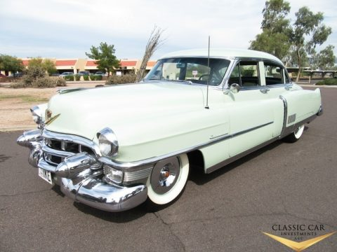 1953 Cadillac Fleetwood 60 Special na prodej