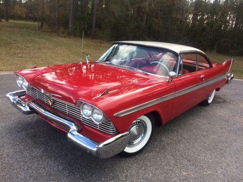 1958 Plymouth Belvedere na prodej