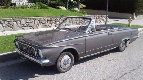 1963 Plymouth Valiant na prodej