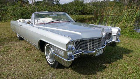 1965 Cadillac Eldorado Convertible na prodej