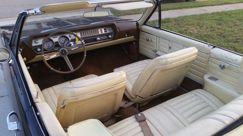 1967 Oldsmobile Cutlass Convertible