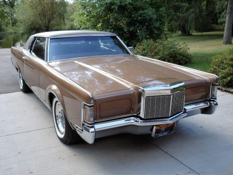 1971 Lincoln Continental na prodej
