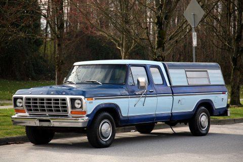 1978 Ford F-250 na prodej