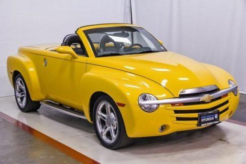 2005 Chevrolet SSR na prodej