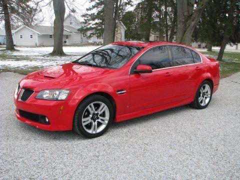 2009 Pontiac G8 na prodej