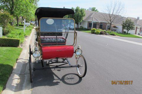 1901 Oldsmobile Curved Dash na prodej