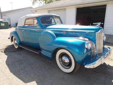 1942 Packard 160 na prodej