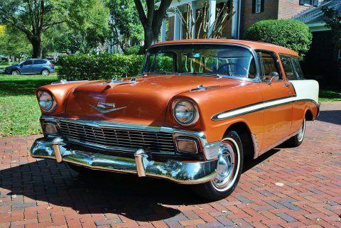 1956 Chevrolet Nomad na prodej