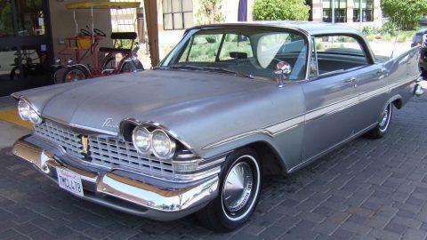 1959 Plymouth Fury na prodej