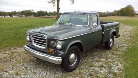 1962 Studebaker Champion Deluxe na prodej