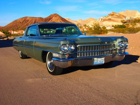 1963 Cadillac Series 62 Coupe na prodej