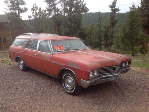 1967 Buick Sport Wagon na prodej