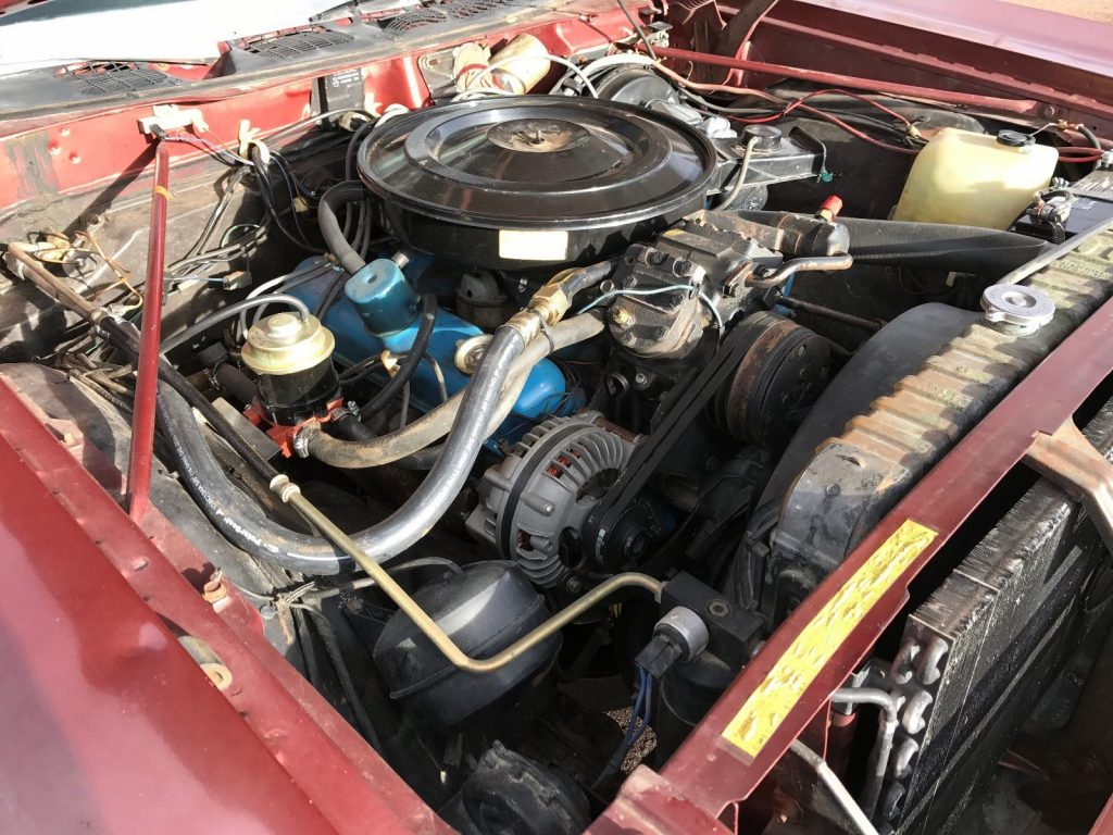 1971 Plymouth Fury III