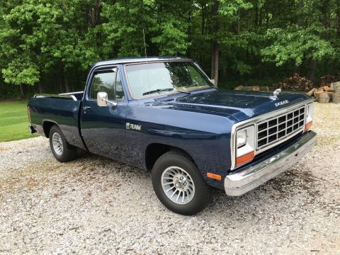 1982 Dodge Ram na prodej