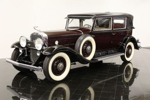 1931 Cadillac V-16 na prodej