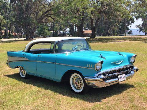 1957 Chevrolet Bel Air na prodej