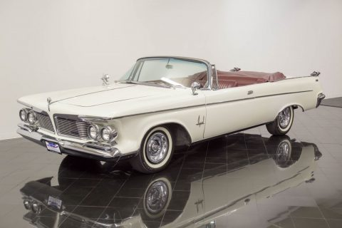 1962 Imperial Crown Convertible na prodej
