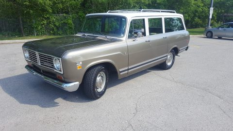 1972 International Harvester Travelall na prodej
