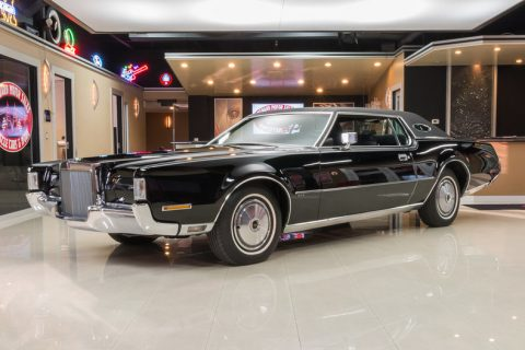 1972 Lincoln Continental na prodej