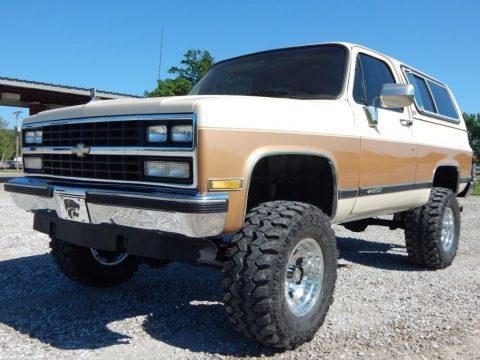 1989 Chevrolet Blazer na prodej