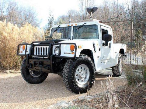 2003 Hummer H1 na prodej