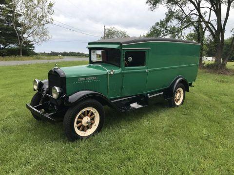 1931 GMC Panel Truck na prodej