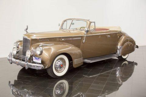 1941 Packard One-Twenty Convertible na prodej
