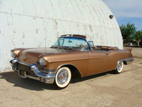 1957 Cadillac Eldorado Biarritz na prodej