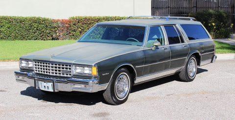 1985 Chevrolet Caprice na prodej