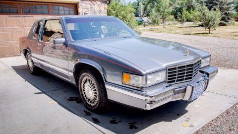1993 Cadillac Coupe DeVille na prodej