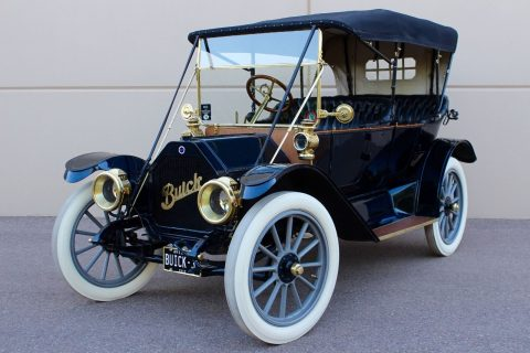 1912 Buick 35 Convertible Touring na prodej