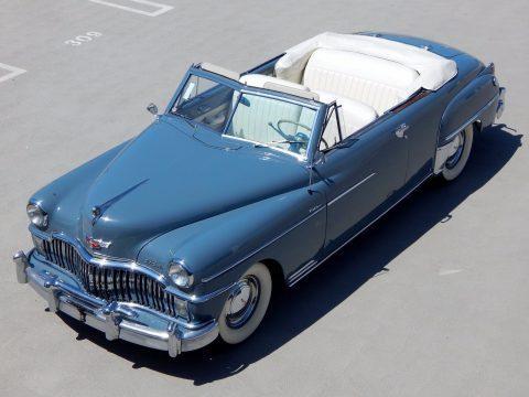 1949 DeSoto Custom Convertible na prodej