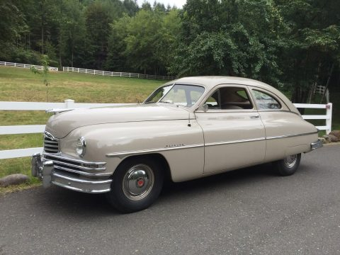 1949 Packard Club Coupe na prodej