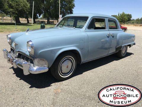 1952 Studebaker Champion na prodej