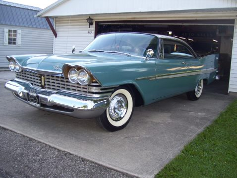 1959 Plymouth Belvedere na prodej