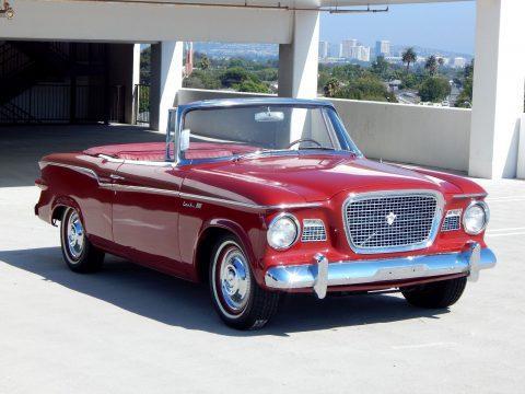 1960 Studebaker Lark Regal Convertible na prodej